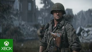 Call of Duty®: WWII - Meet the Squad: Pierson