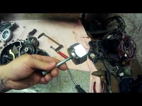 NSR Vlog #1 - Rozebrání Motoru