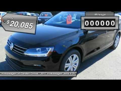 2017 Volkswagen Jetta Garden Grove CA HM294787 YouTube
