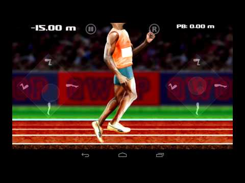 Let's Play QWOP for Android   Android Rundown Video of the Day