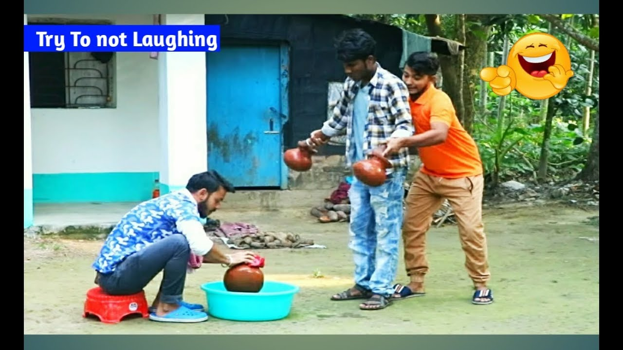 Must watch new funny video ???? ???? Comedy Videos 2019 - Episode 27 || Funny Videos | Chotu dipu