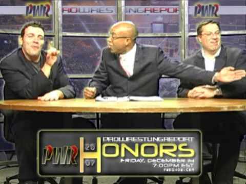Pro Wrestling Report Weekly - WWE and TNA News - 12/14/07