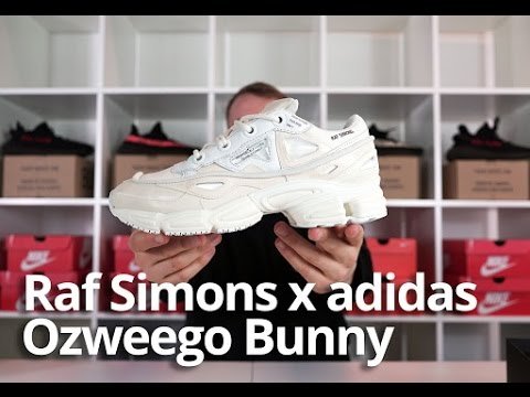 Adidas X Raf Simons Ozweego Bunny Unboxing / Review