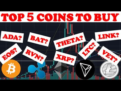 Top 5 undervalued cryptocurrencies for 2020
