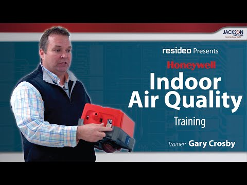 Resideo Presents In-Depth IAQ Training