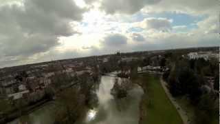 GoPro & DJI Phantom - Jephson Gardens