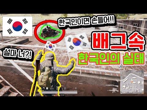 배틀그라운드에서 한국인만 아는 신호를 보내 친구먹는 법ㅋㅋㅋㅋㅋㅋ