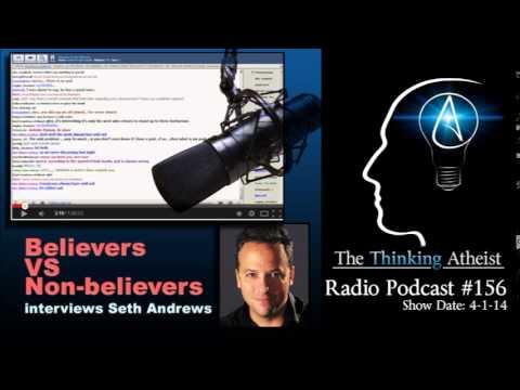 TTA Podcast 156: Believers VS Non-Believers interviews Seth Andrews