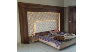 Double bed designs | Wooden bed ideas | Modern bed ideas