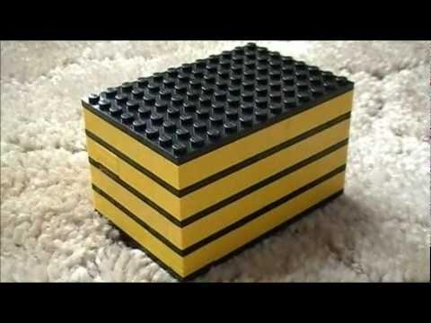 Lego Puzzle Box - YouTube