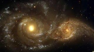 Слияние Галактик Млечный путь и Туманность Андромеда