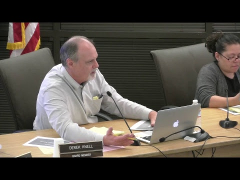NUSD Board Meeting 10-17-2017