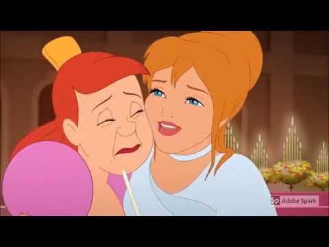 Cinderella I Say No AMV Anastasia
