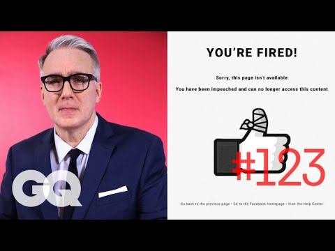 Trump, Russia, and the Facebook Factor | The Resistance with Keith Olbermann | GQ