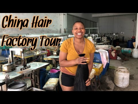 3 TIPS FOR PICKING A QUALITY HAIR VENDOR | CHINA HAIR FACTORY TOUR