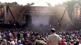The Pineapple Thief - Last Man Standing (live @ Loreley 2013)
