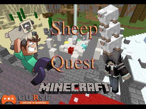 Minecraft Server Mineplex SheepQuest ตอน การลักแกะ