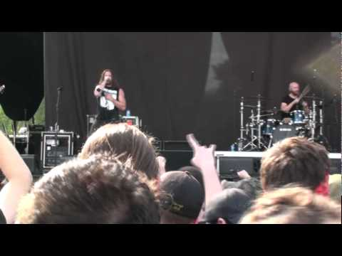 Unearth : Endless - Heavy MTL  2011 - JULY 23
