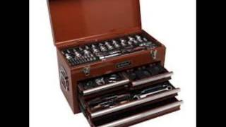 Craftsman 9 33263 Mechanics Tools Set 263 Pc With 4 Drawers Storage Case