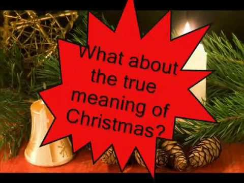 the true meaning of christmas merry christmas - Merry Christmas Meaning