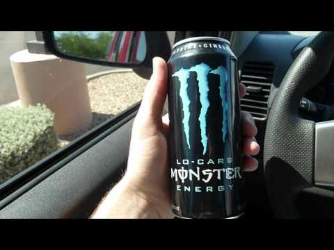 Energy Drink Review: Lo-Carb Monster