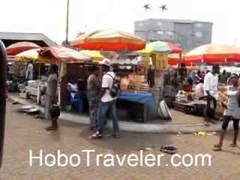 Kumasi Ghana Bus Station