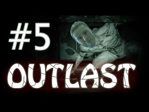 OUTLAST [HD+ Cam] Part 5: BUY ME A NEW HEART!