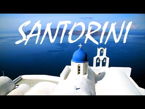 A Tour of Beautiful SANTORINI: The Ultimate Greek Island?