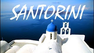 An Adventurous Tour of SANTORINI: The Ultimate Greek Island?