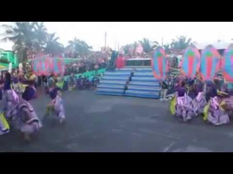 Daragang Magayon Festival 2014 Legend Showdown 1st runner-up (Bacacay, Albay)