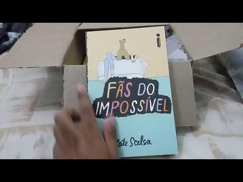 UMBOXING SARAIVA LIVROS A PREÇO DE BANANA!!