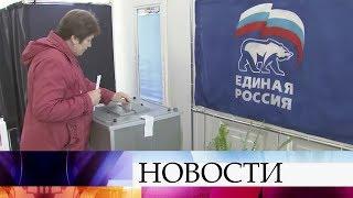 В«Единой России» подводят итоги предварительного голосования покандидатам навыборах врегионах.