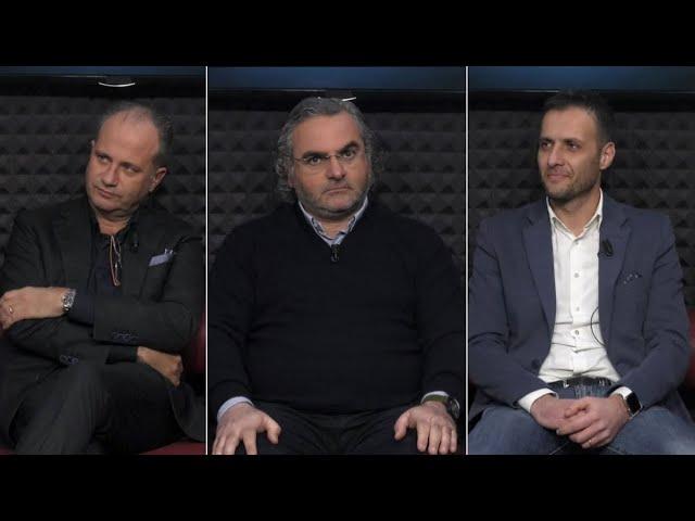 2020 -Il talk di politica e attualità | Statti, Barbalace, D'Agostino