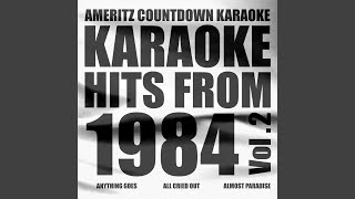 All of You (In the Style of Julio Iglesias and Diana Ross) (Karaoke Version)
