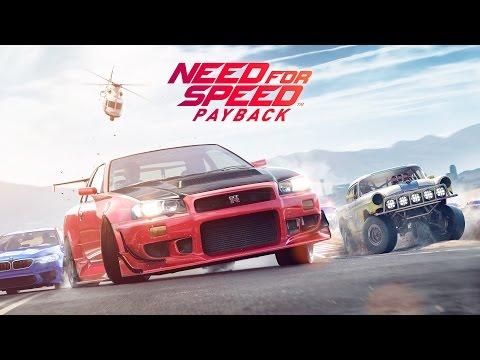 Состоялся анонс Need for Speed Payback: первый подробности