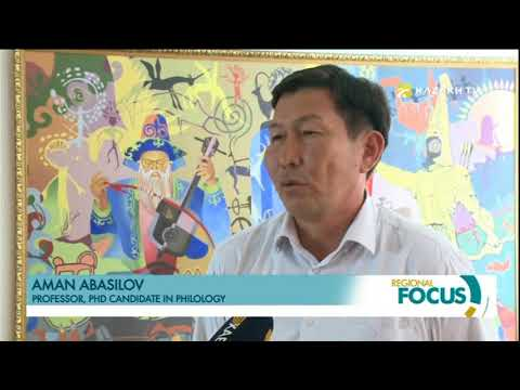Transition to the Latin script will strengthen the Kazakh language