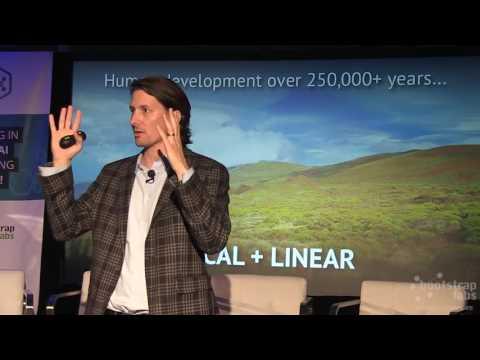 Exponential Disruption - Rob Nail, CEO, Singularity at AAI16 by BootstrapLabs