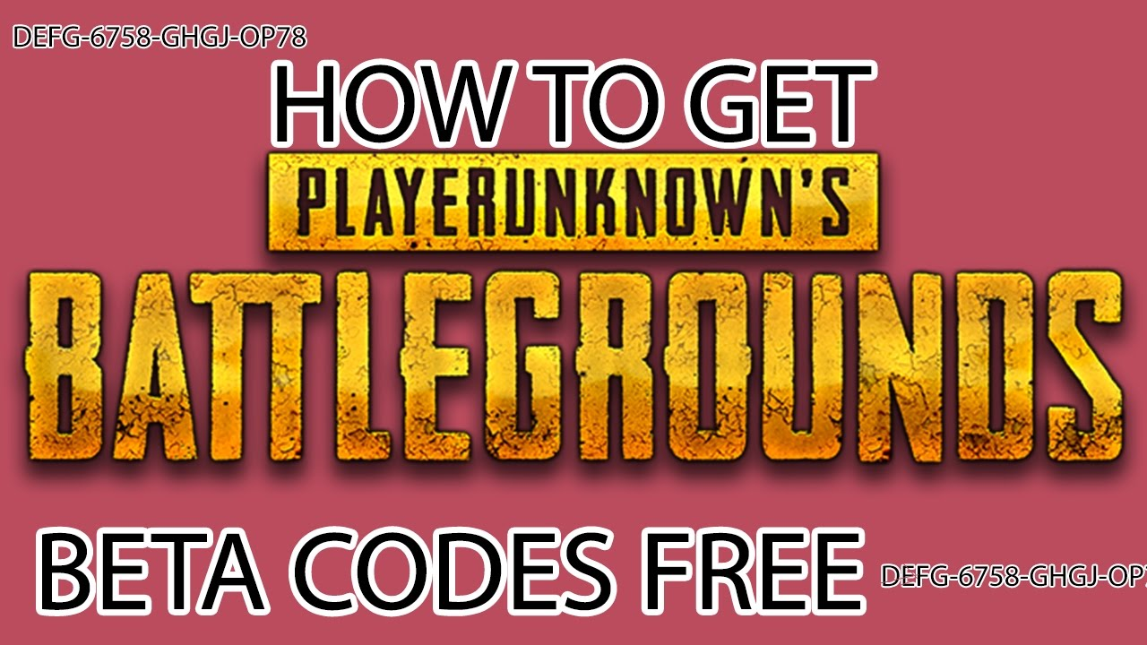 How to get Playerunknown's Battlegrounds FOR FREE PUBG ...