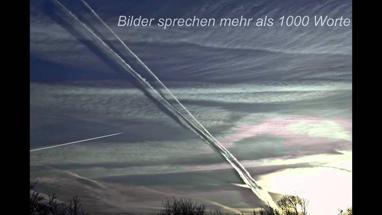 Chemtrails In Deutschland
