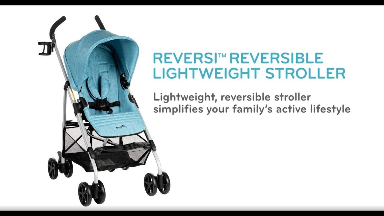 Evenflo Urbini Reversi Reversible Lightweight Stroller ...
