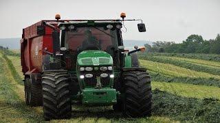 CLAAS JAGUAR | John Deere Tractors | CASE IH | NEW HOLLAND | Grass Silage | Spinar24HD