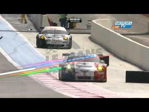 Video: Tai nạn trên đường đua Le Mans 2011 (www.autotv.vn)