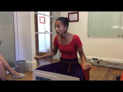 EF School - Cape Town, Pronunciation Song with teacher Tanya