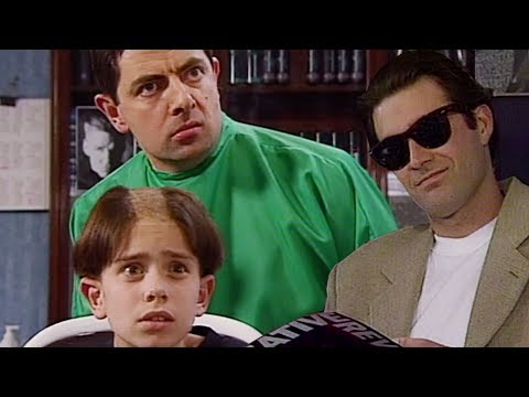 Shave It Bean | Mr Bean Full Episodes | Mr Bean Official