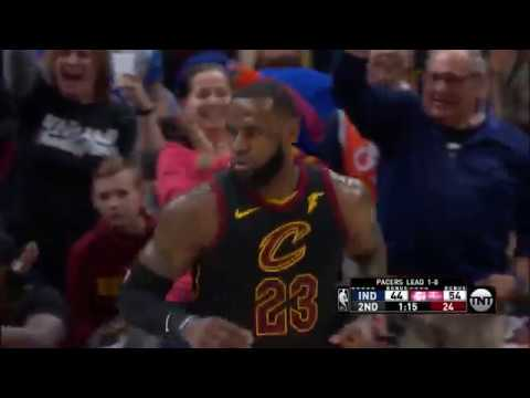 LeBron James Best Buckets From His 7 40-Point Games This Postseason