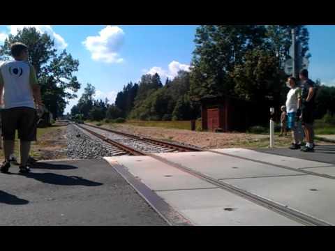 Relsiralli 2012/ Railway trolley race 2012 Estonia