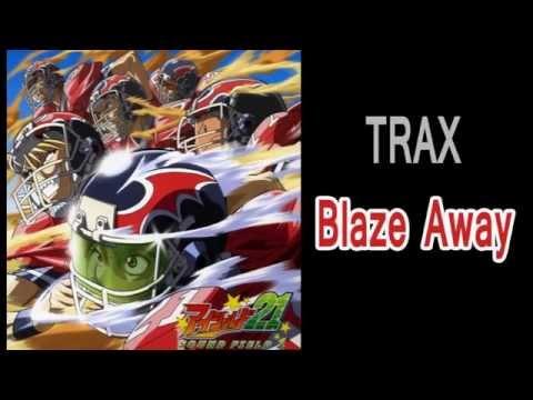 Blaze Away - TRAX [Thai Sub]