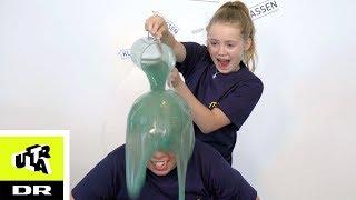 Klassen Slime Challenge: Hvad er Idas rekord i streaks? | Ultra