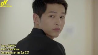 [Karaoke Thaisub] Always - Yoon Mirae (Descendants of the Sun OST)