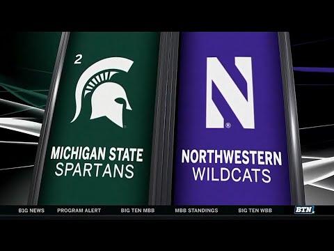 Michigan State at Northwestern - Men